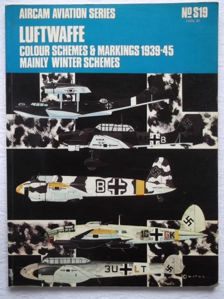 S19. LUFTWAFFE COLOUR SCHEMES   MARKINGS VOL.3