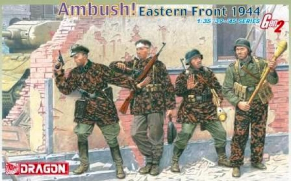 6333 AMBUSH EASTERN FRONT 1944