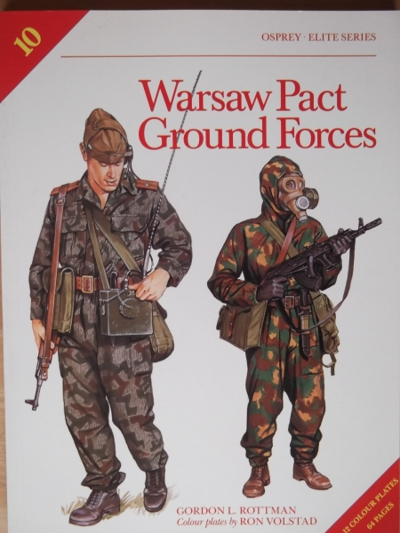 010. WARSAW PACT GROUND FORCES