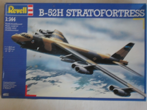 4601 B-52H STRATOFORTRESS
