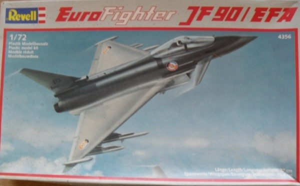 4356 EUROFIGHTER JF90/EFA