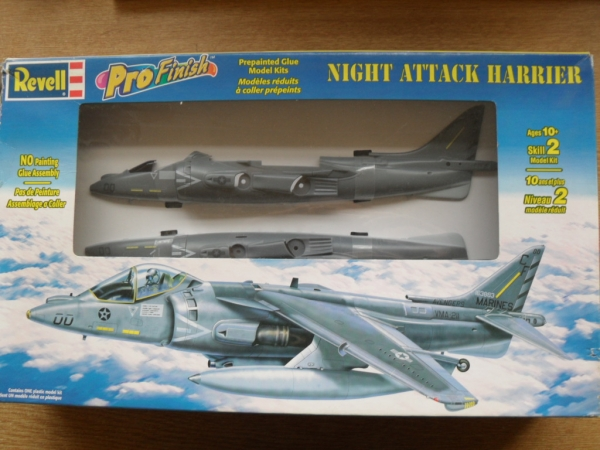 1660 NIGHT ATTACK HARRIER PRO FINISH