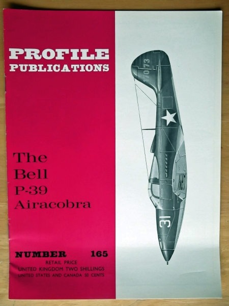 165. BELL P-39 AIRACOBRA