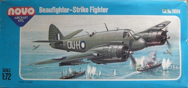 78084 BRISTOL BEAUFIGHTER Mk.XXI