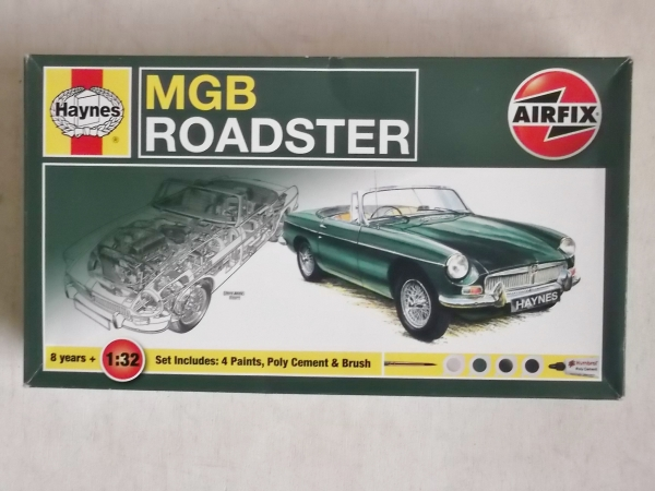 MGB ROADSTER GIFT SET