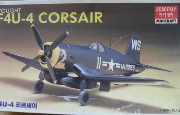 1656 VOUGHT F4U-4 CORSAIR