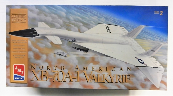 8908 NORTH AMERICAN XB-70A-1 VALKYRIE  UK SALE ONLY
