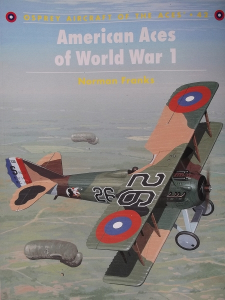 042. AMERICAN ACES OF WORLD WAR 1