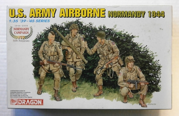 6234 US ARMY AIRBORNE NORMANDY 1944 SCREAMING EAGLES