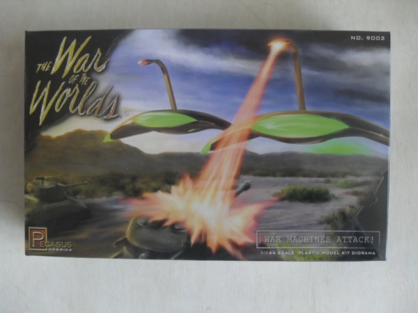 9002 WAR OF THE WORLDS WAR MACHINES