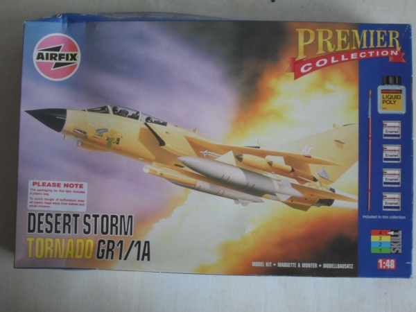 99177 TORNADO GR1/1A PREMIER  NO PAINTS ETC