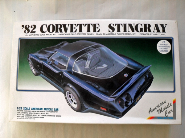 1982 CORVETTE STINGRAY