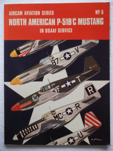 05. P-51B/C MUSTANG USAAF SERVICE