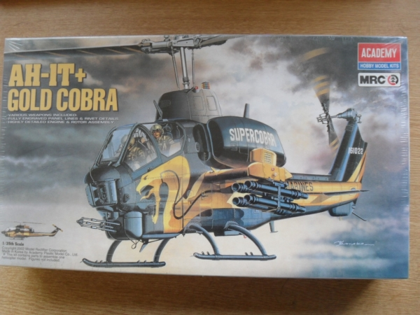 2198 AH-1T  GOLD COBRA