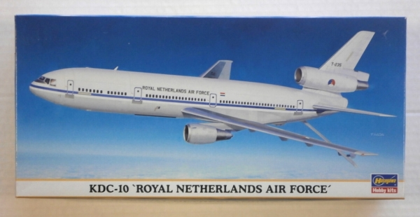 10645 KDC-10 ROYAL NETHERLANDS AIR FORCE
