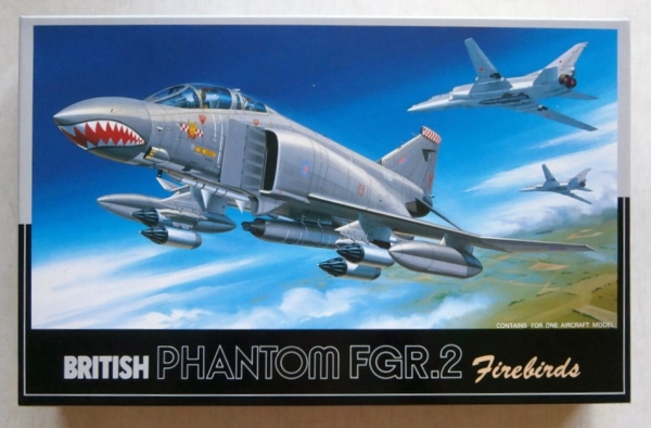 H-7 BRITISH PHANTOM FGR.2 FIREBIRDS