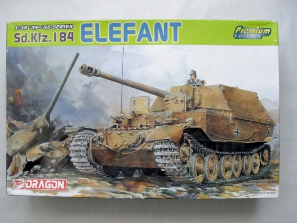 6311 Sd.Kfz 184 ELEFANT PREMIUM EDITION