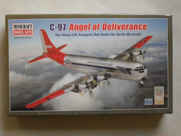14572 C-97 ANGEL OF DELIVERANCE