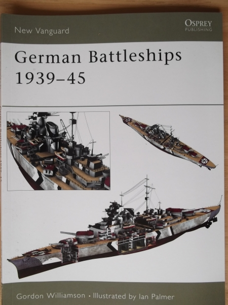 071. GERMAN BATTLESHIPS 1939-45