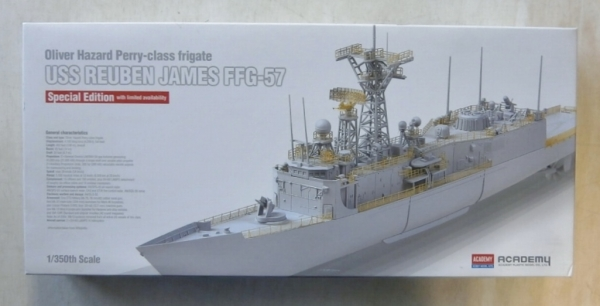 14106 USS REUBEN JAMES FFG-57