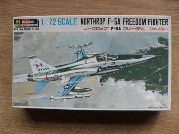 F-5A EARLY BOX
