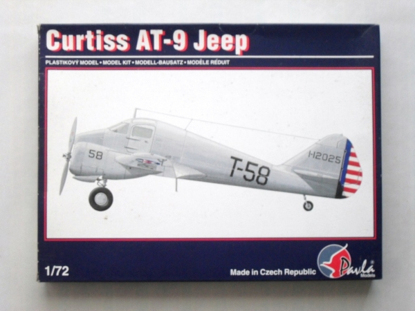72013 CURTISS AT-9 FLYING JEEP