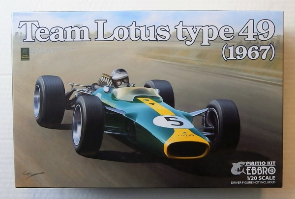 004 TEAM LOTUS TYPE 49  1967