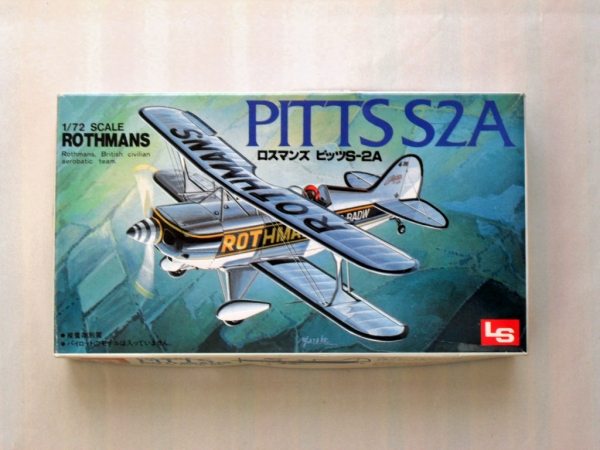 A191 PITTS S-2A ROTHMANS