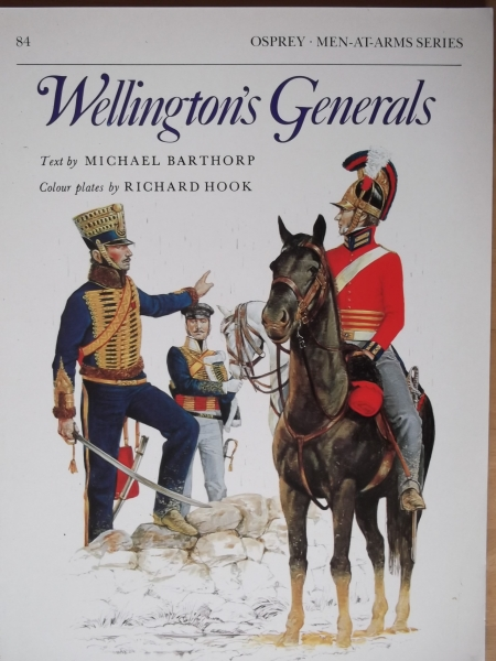 084. WELLINGTONS GENERALS