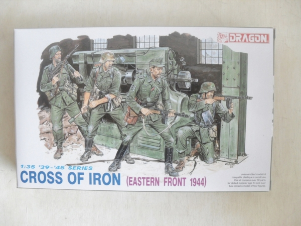 6006 CROSS OF IRON EASTERN FRONT 1944