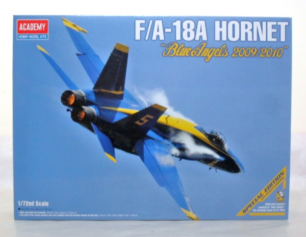 12424 F/A-18A HORNET BLUE ANGELS 2009/10