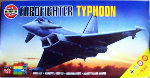 04036 EUROFIGHTER TYPHOON
