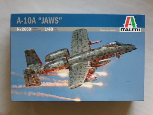 2659 A-10A JAWS