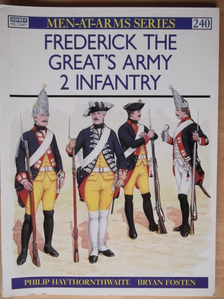 240. FREDERICK THE GREATS ARMY 2 - INFANTRY