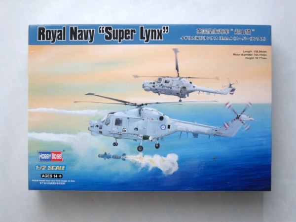 87238 ROYAL NAVY SUPER LYNX