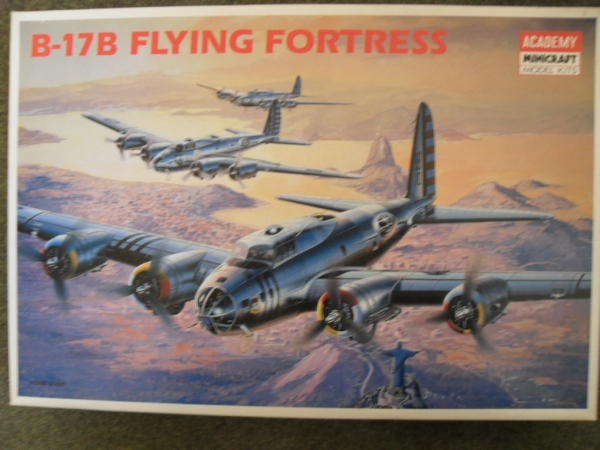 2106 B-17B FLYING FORTRESS