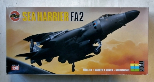 06100 SEA HARRIER FA2