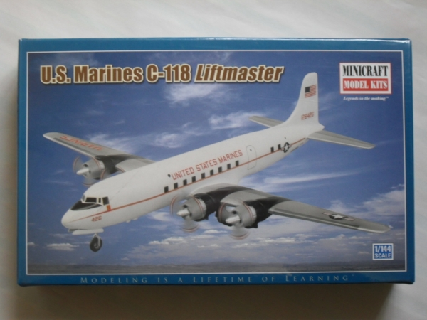 14587 C-118 LIFTMASTER US MARINES