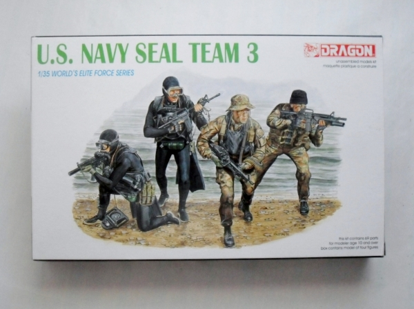 3025 US NAVY SEAL TEAM 3