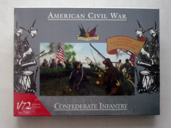 7203 CONFEDERATE INFANTRY