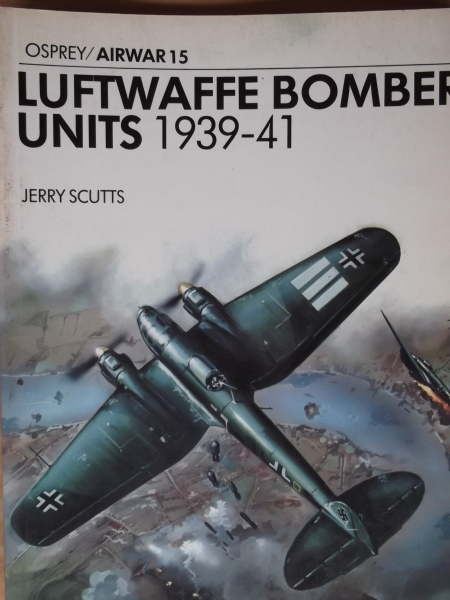 15. LUFTWAFFE BOMBER UNITS 1939-41