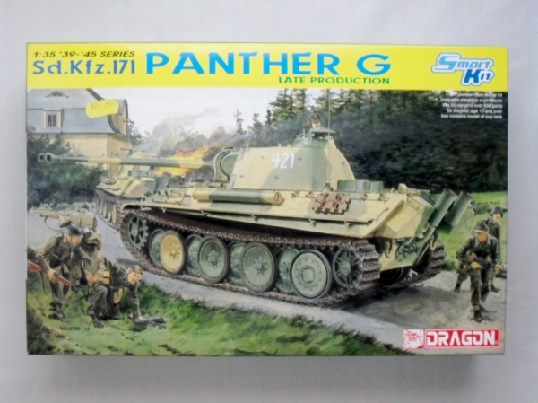 6268 PANTHER G LATE PRODUCTION