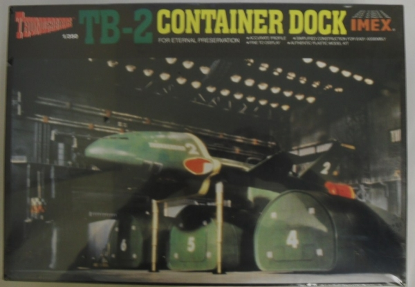 1207 TB-2 CONTAINER DOCK