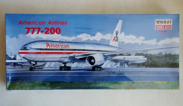 14472 BOEING 777-200 AMERICAN AIRLINES