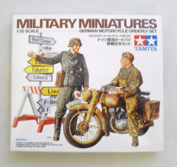 35241 DKW MOTORCYCLE/MP/ORDERLY