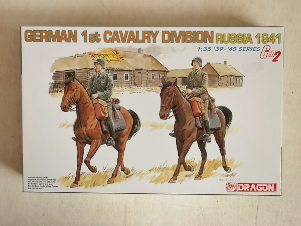 6216 GERMAN 1st CAVALRY DIVISION RUSSIA 1941