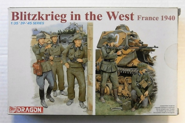 6347 BLITZKRIEG IN THE WEST FRANCE 1940