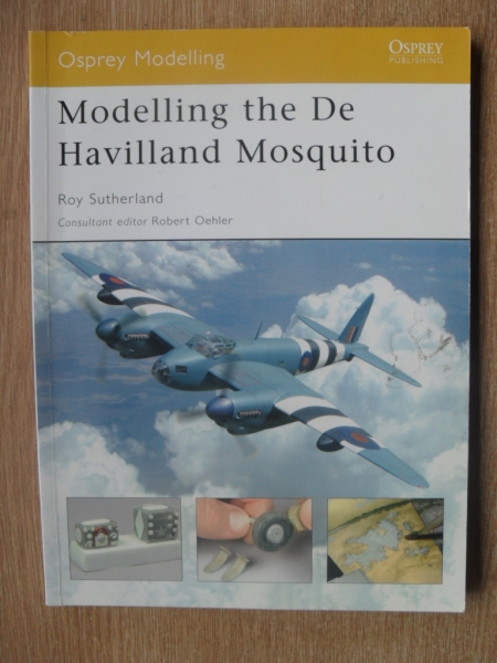 07. MODELLING THE DeHAVILLAND MOSQUITO