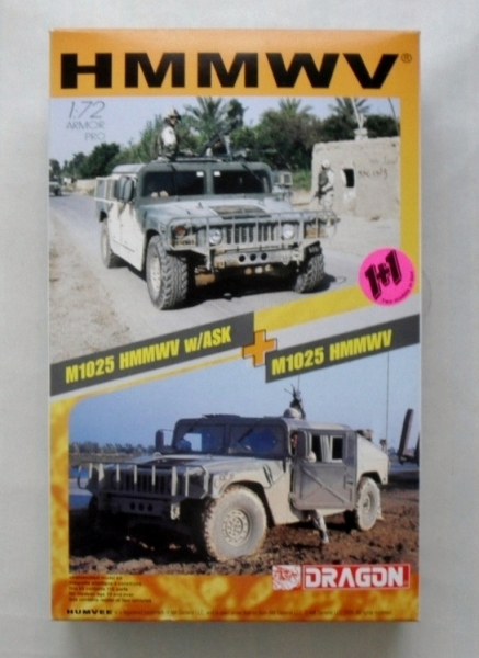 7294 HUMVEE M1025 WITH ASK