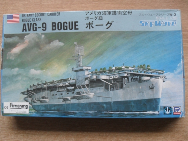 W02 USS BOGUE AVG-9